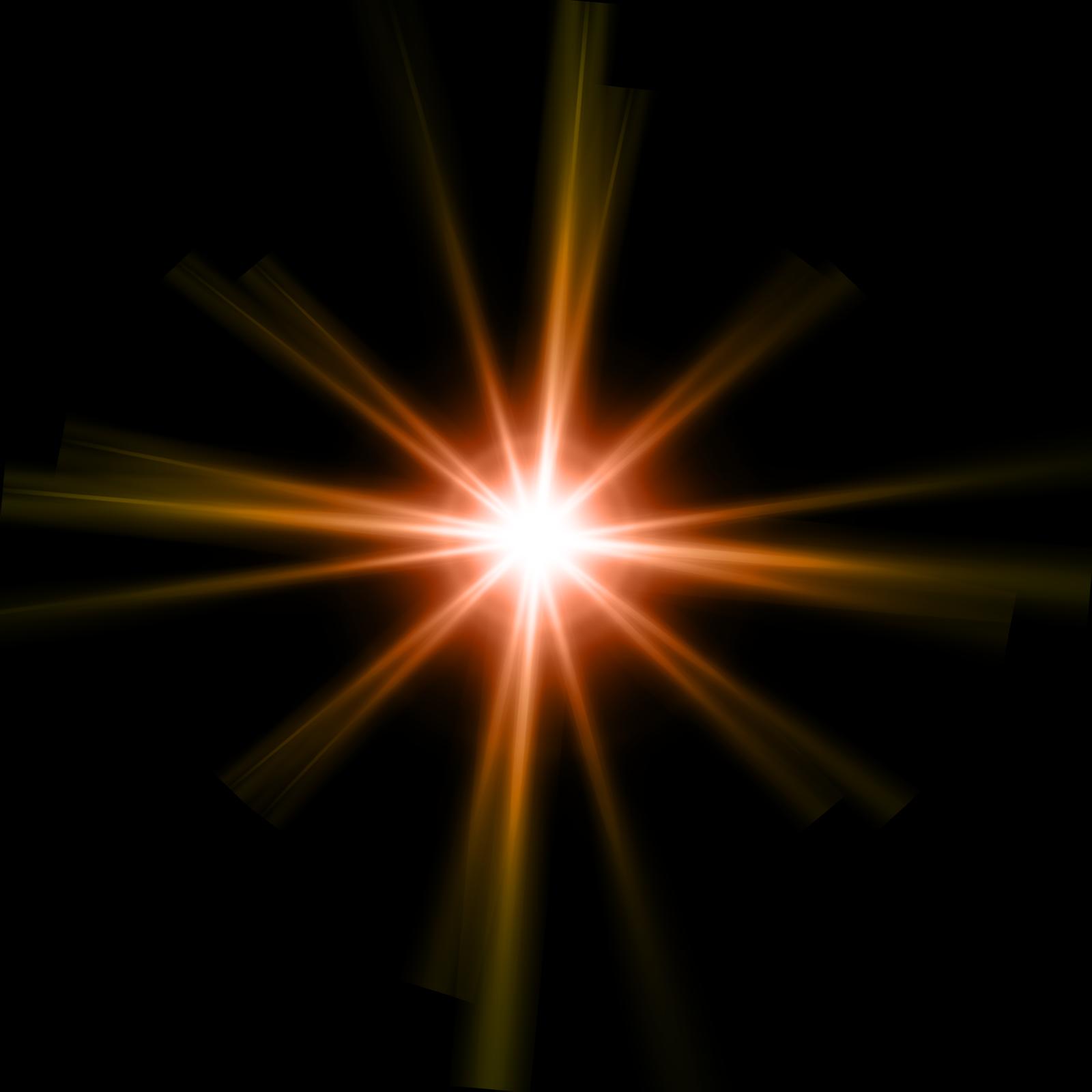 Lightroom lens flare