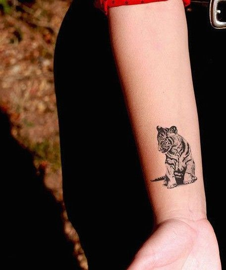 Most Creative Tiny Animal Tattoo Designs For Men And Women - SooShell