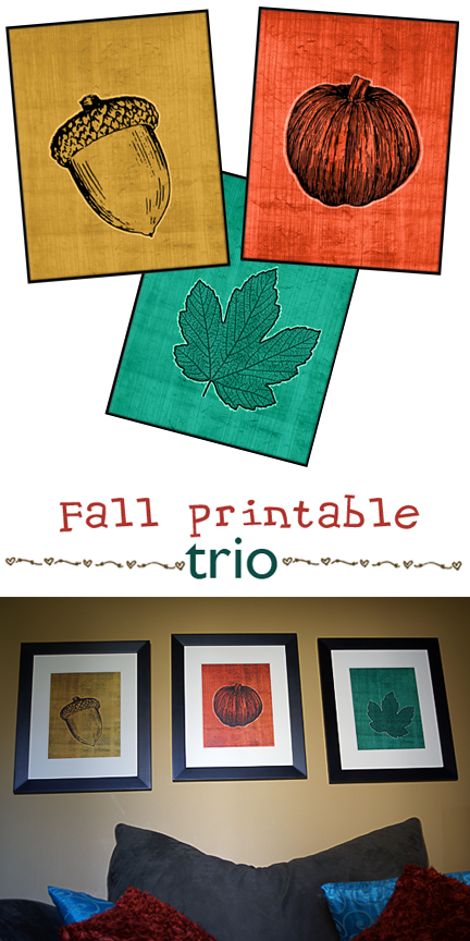 #Printable #Fall Decor by @savedbyloves #DIY #crafts