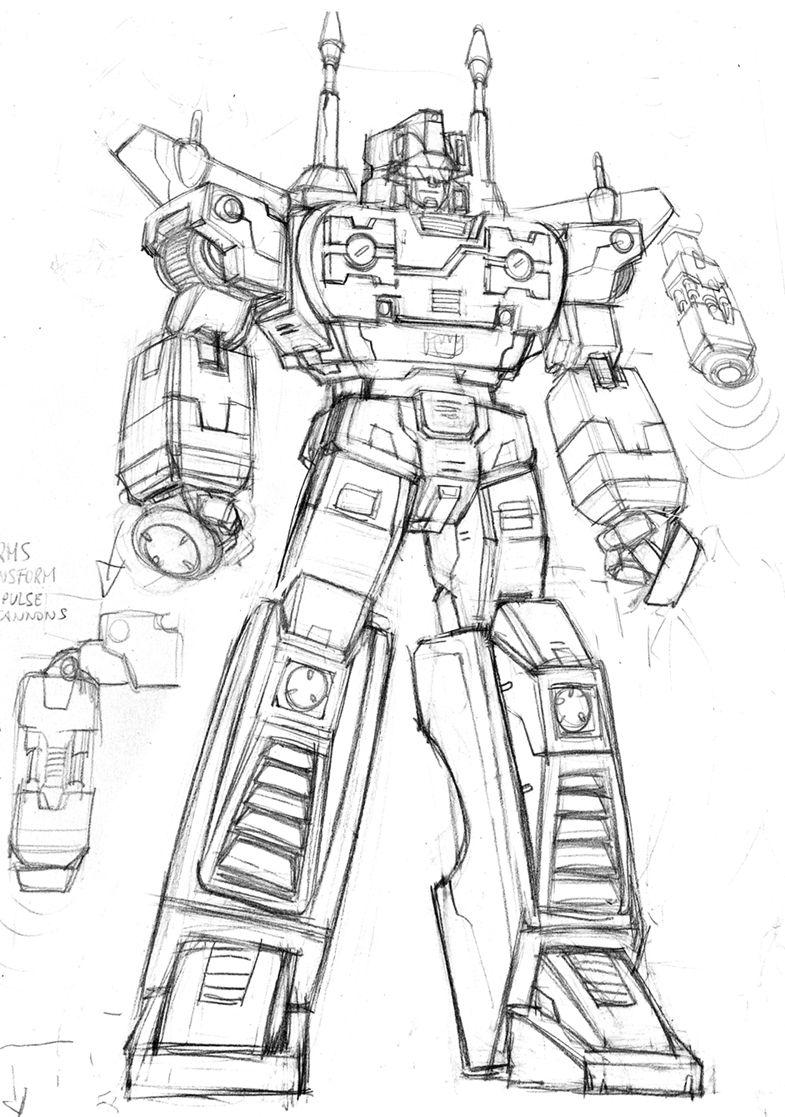 Ahm Rumble Transformers Artwork Transformers Drawing Transformers Art