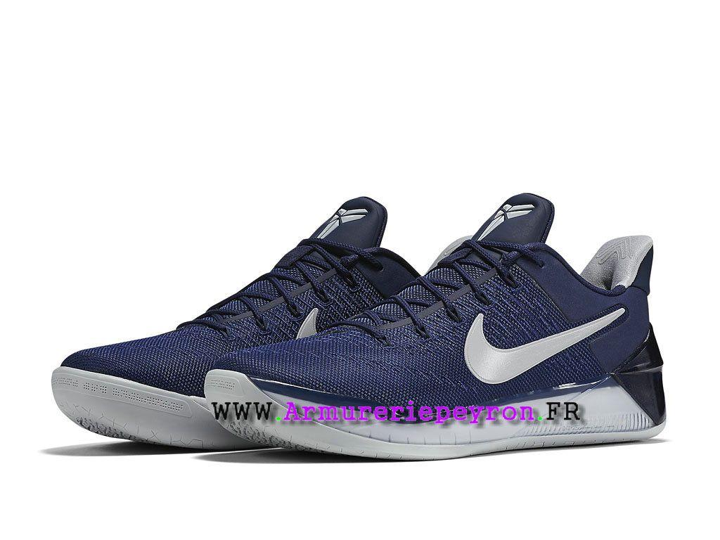 Homme d Bleu Prix Chaussures Basketball Cher De Pas Nike A Kobe x01vXx