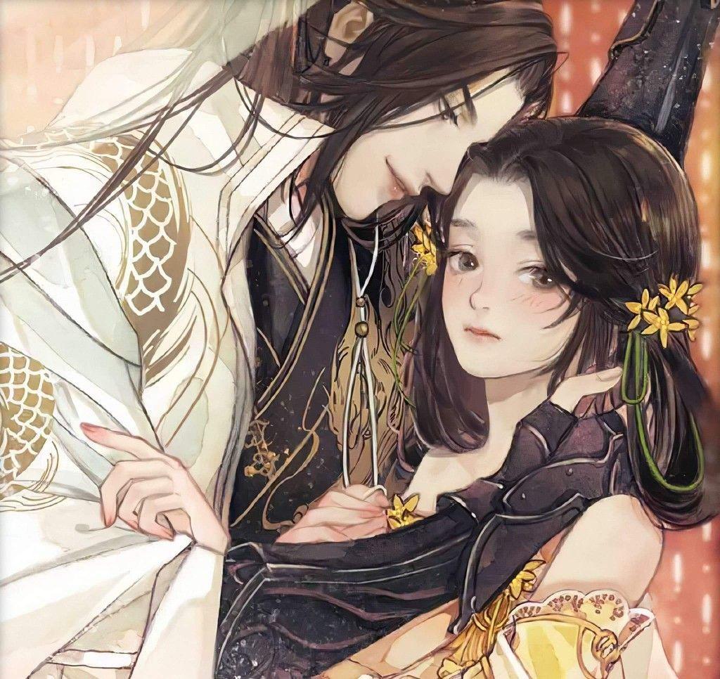 Ghim của 🍁Tahoo Hayee🍁 trên Cặp đôi cổ trang (Chinese