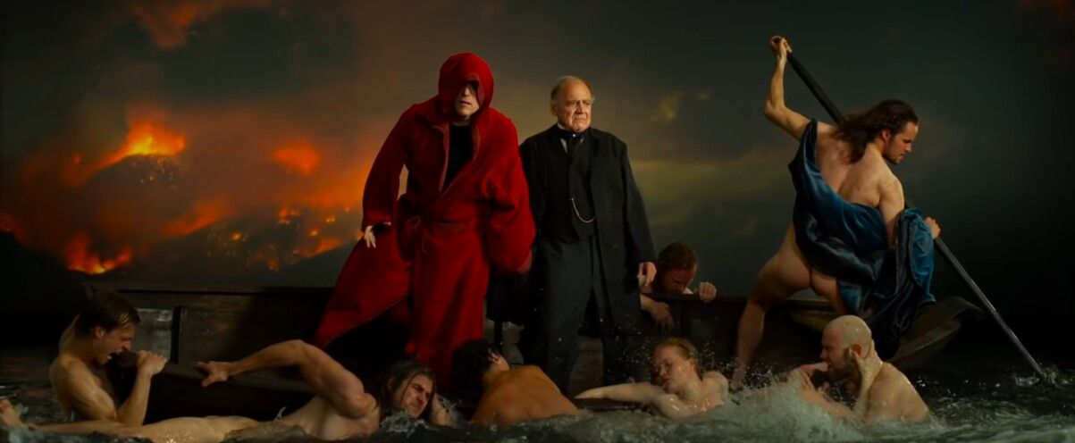 The House That Jack Built Lars Von Trier In And Out Movie Movies 21st Century