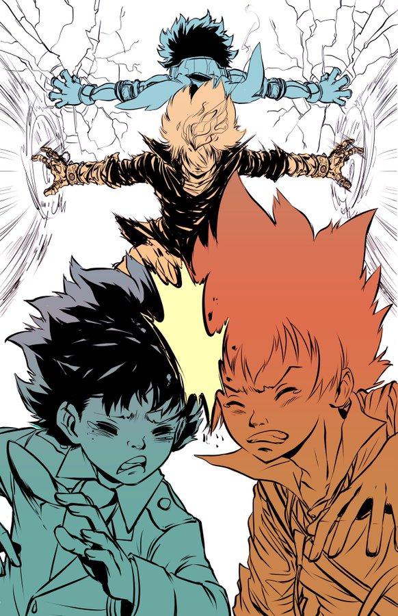 ᴍʀ. ʀᴀᴅsᴇᴛᴛɪ on Anime crossover, Reborn katekyo hitman