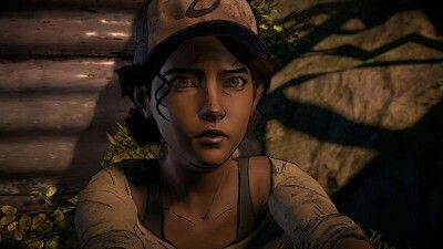 Clementine awesome as always | Walking Dead -The Game