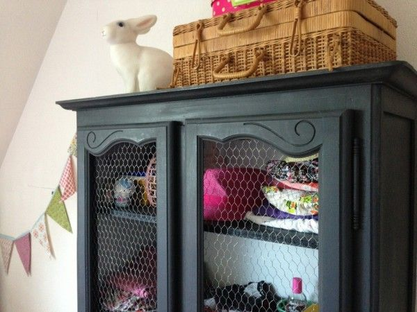 vieilles armoires relooking armoire