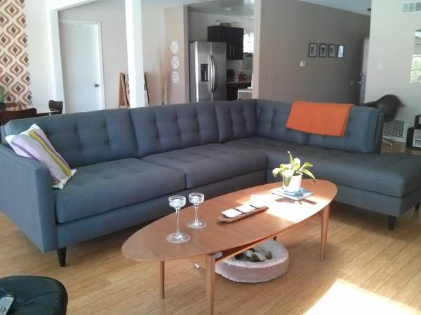 Mid Century Sectional Living Room Inspiration Mid Century Sectional Room Inspiration