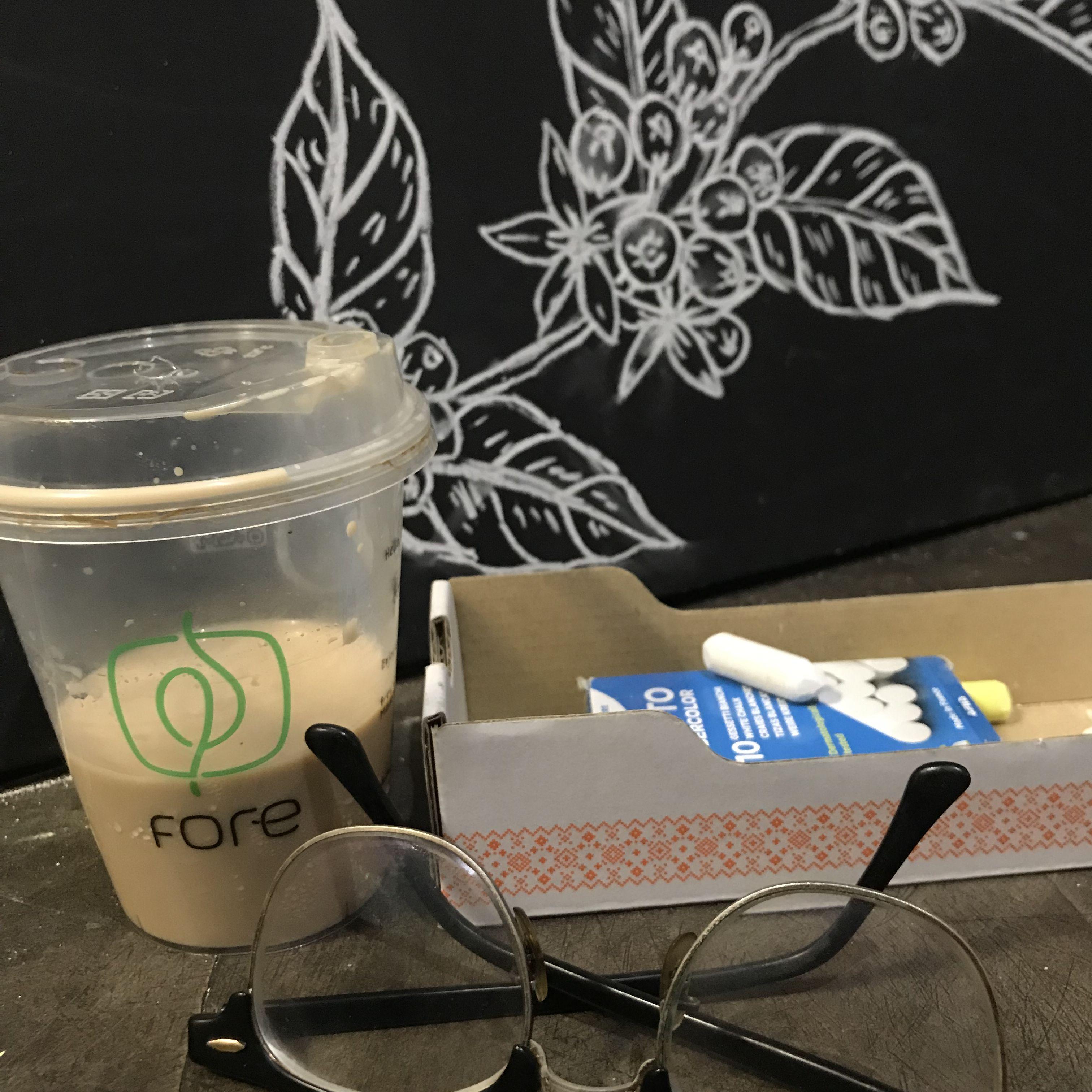 Fore Coffee Di Rumah Coffe Home