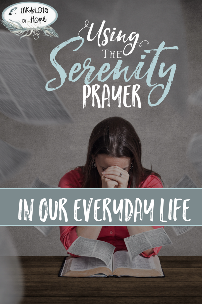 Using the Serenity Prayer in Our Everyday Life | Best of