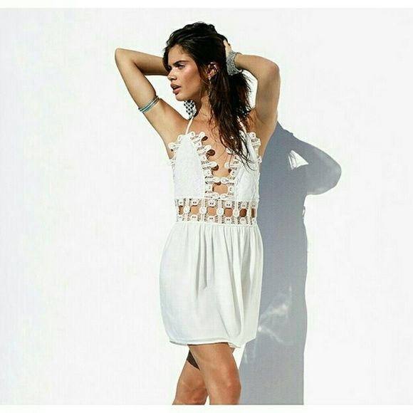 Le Nwt Lace Dress Dresses Salty And Label Minis Mini Conditioner XA7qxArw