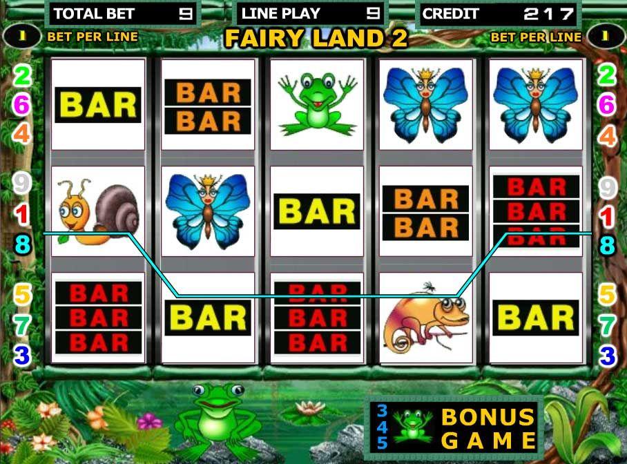 Игровые автоматы фейри ленд как обмануть игровые автоматы колумбус
