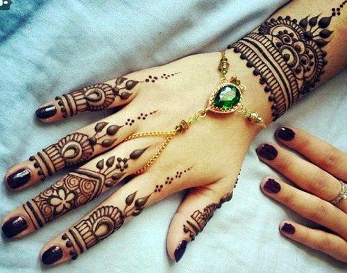 Mehndi Designs In Fingers : Finger mehendi designs to try at wedding karwa chauth eid