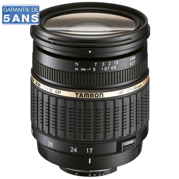 photo Tamron 17-50mm f/2.8 Di II Monture Canon