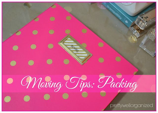 Moving Tips: Packing