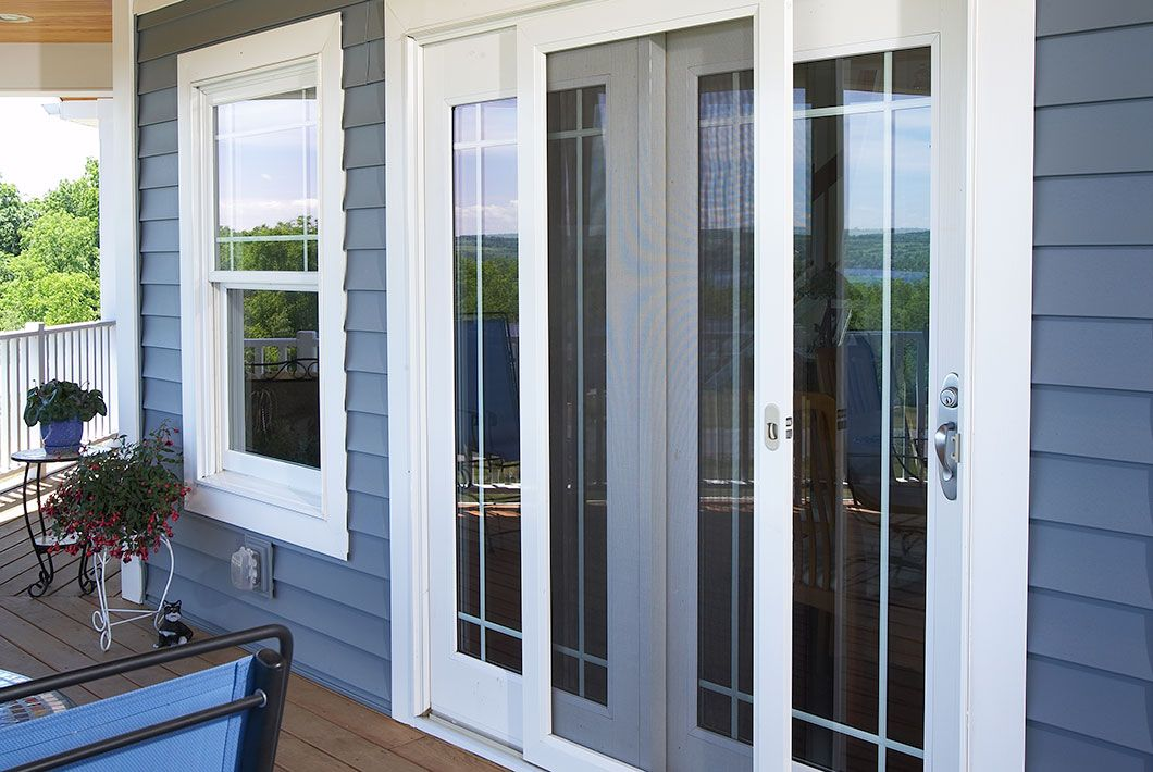 Weather Shield Aspire Series Sliding Patio Door Sliding Patio Doors Patio Doors Windows And Doors