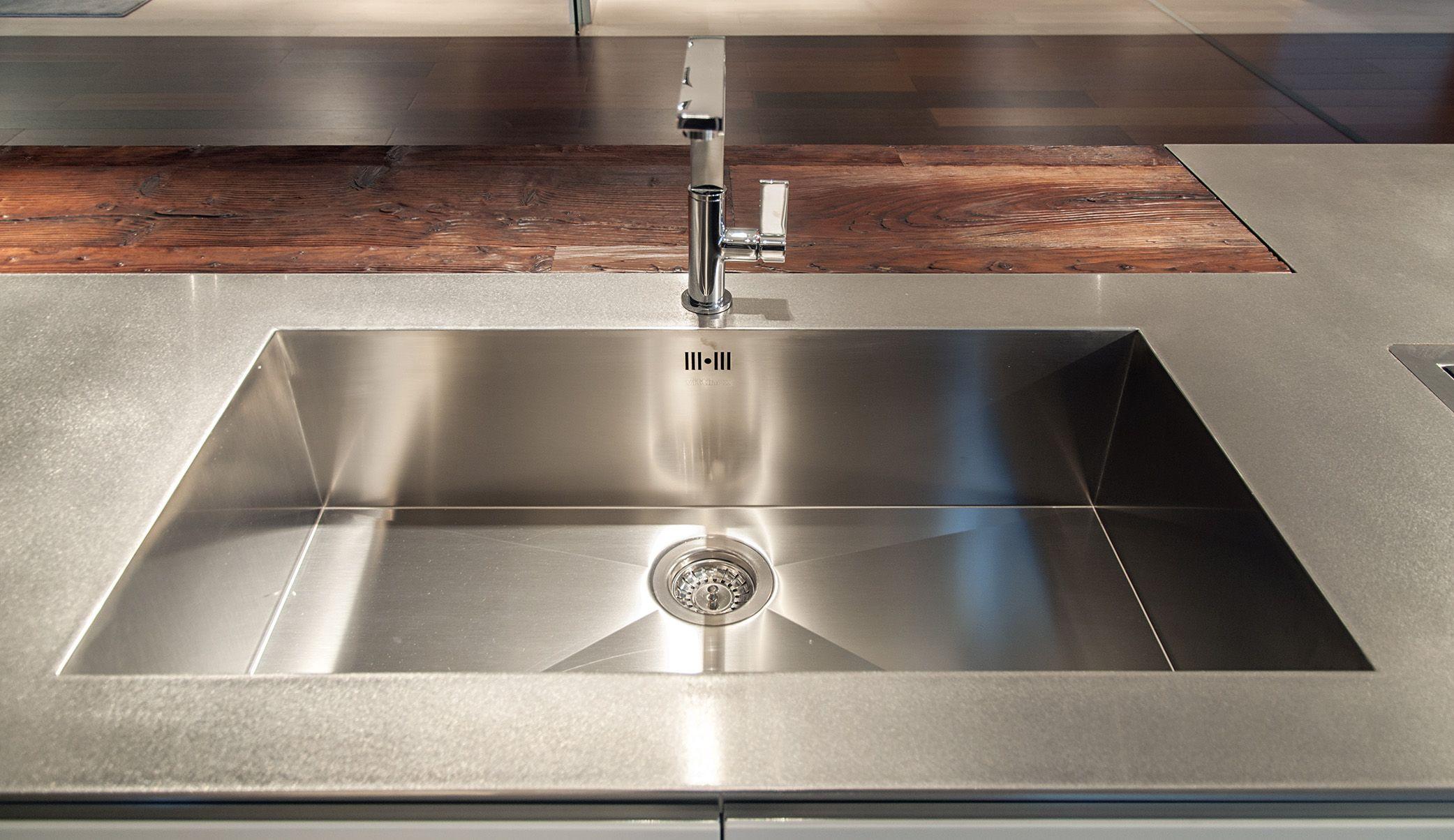 armony italian kitchen design wwwarmonycucineit welded sink - Italian Kitchen Design Sinks