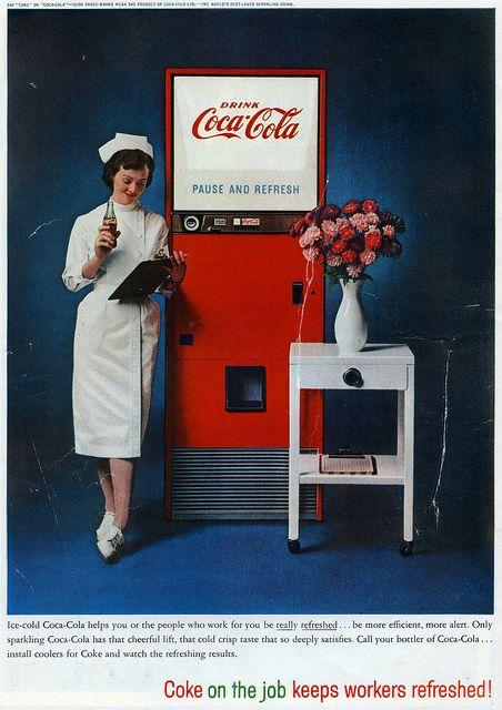 Rx: Coke 8 Ounces PO Stat!