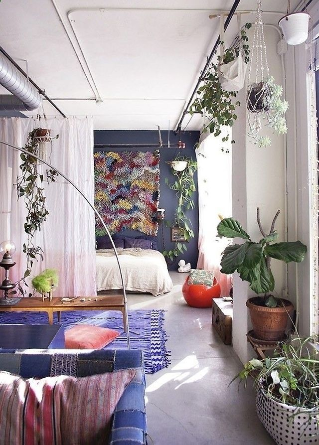 Decorating With Plants Tumblr Small Apartment