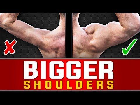 2 Reasons Your Shoulders Stopped Growing Fix Now
