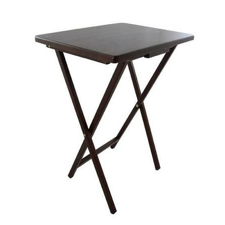 Rubberwood Dark Wood Tv Table Dunelm Lounge Diner