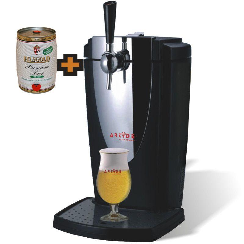 Spillatore birra con auto compressione fusto birra - Spillatore birra da casa ...