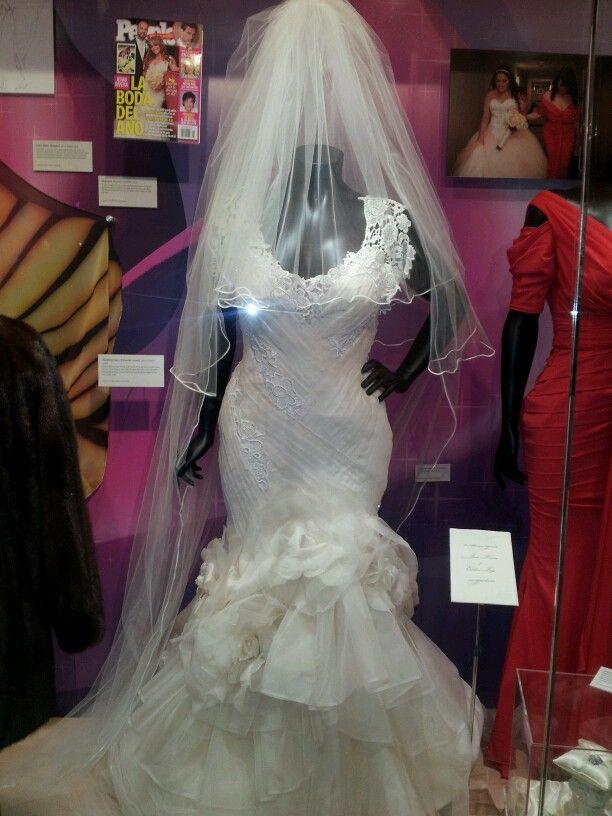 Wedding Dress La Gran Seora Jenni Rivera Pinterest Wedding