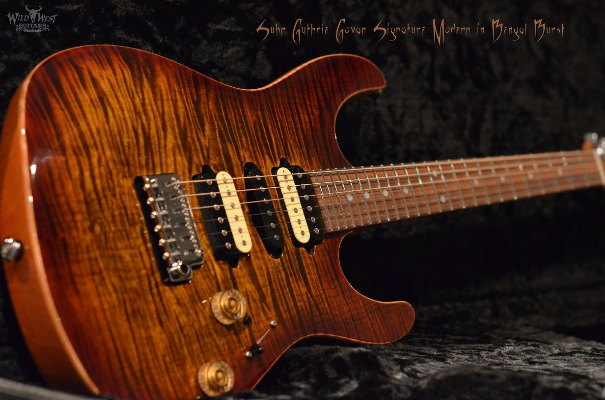 Suhr Guitar Wiring Diagram Pickups Acme Works Diagrams View Topic The Guthrie Govan In Bengal Burst Art