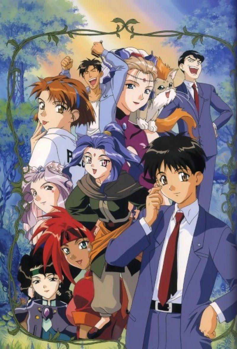 BUY NEW el hazard 156745 Premium Anime Print Poster