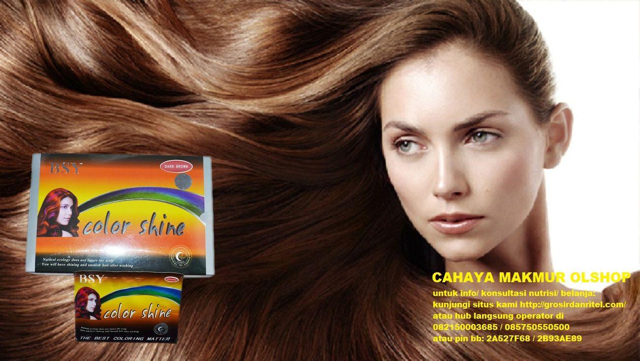 Harga Promo Rp 125000 Dark 135000 Brown Manfaat Bsy Shampoo Noni Original Bpom Shampo