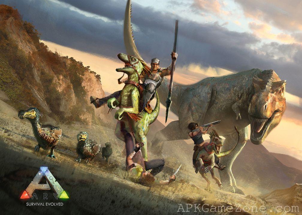 ARK: Survival Evolved : VIP Mod : Download APK | Best MODs