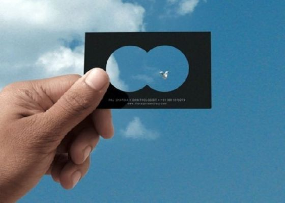 Very Crazy and Creative Business Card Designs