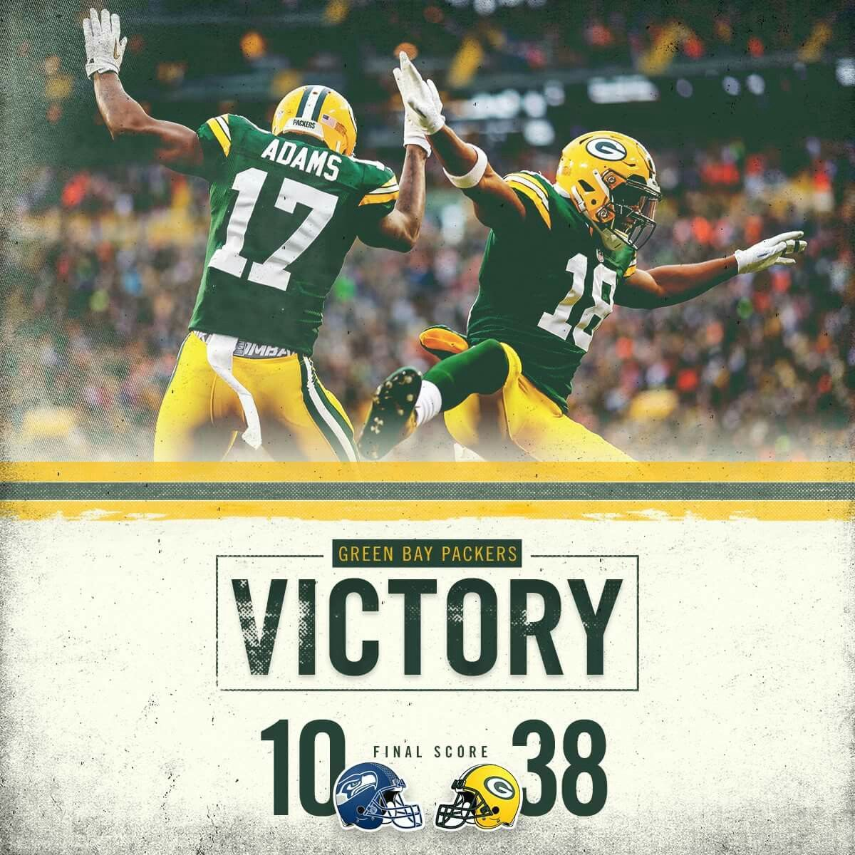 Great Win Green Bay Packers Nfl Redzone Packers Football
