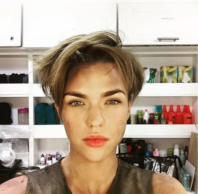 Resident Evil The Final Chapter Ruby Rose As Abigail Ruby