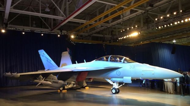 st louis boeing unveiled first ea 18g growler for royal rh pinterest fr