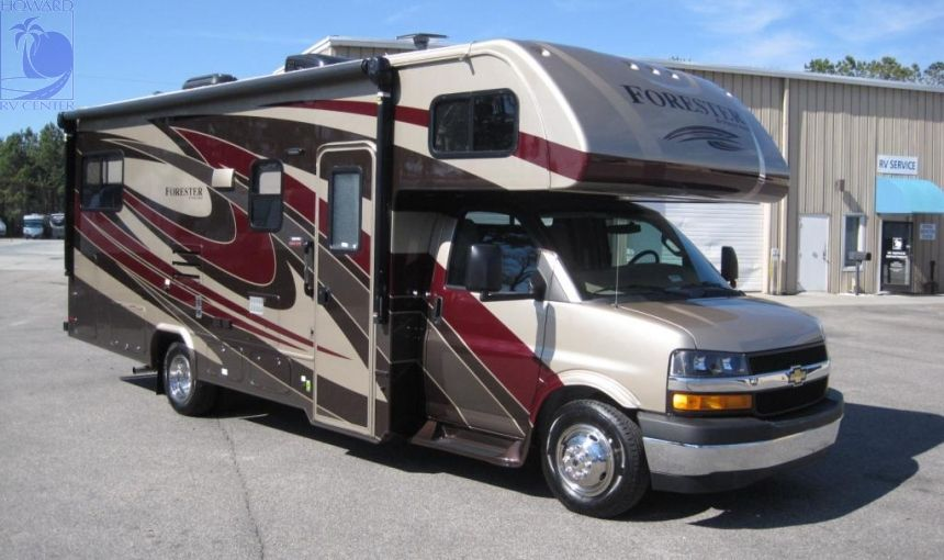 2017 Forest River Forester 2501TS Wilmington north