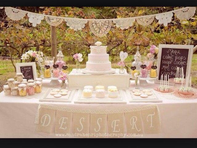 Mesa principal boda campestre Novias Pinterest Bodas, Event