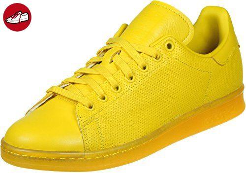 innovative design f2210 d9bdc Adidas Sneaker STAN SMITH ADICOLOR S80247 Gelb Gelb, Schuhgröße41 13 -