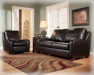 ashley furniture signature design meagan chocolate full sofa sleeper rh pinterest com