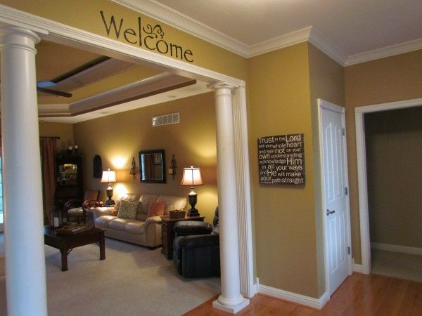Decatur Buff By Benjamin Moore Warm Living Room Colors To
