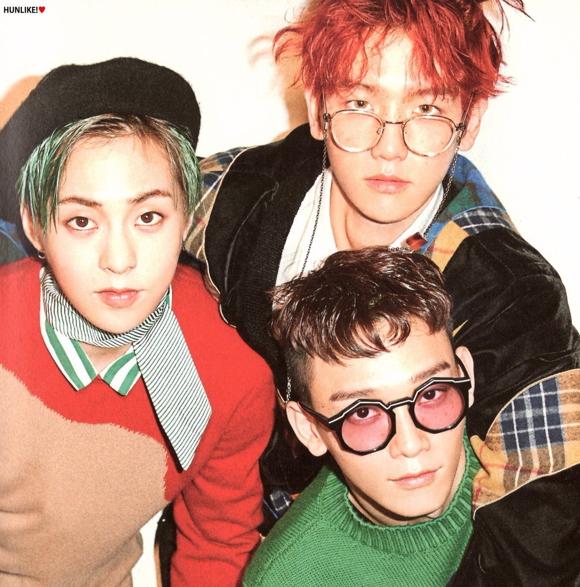 EXO - CBX : Hey Mama! MV + Hey Mama! Album Download
