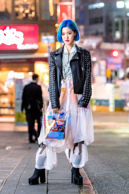 японский уличный стиль одежды фото увидели свет