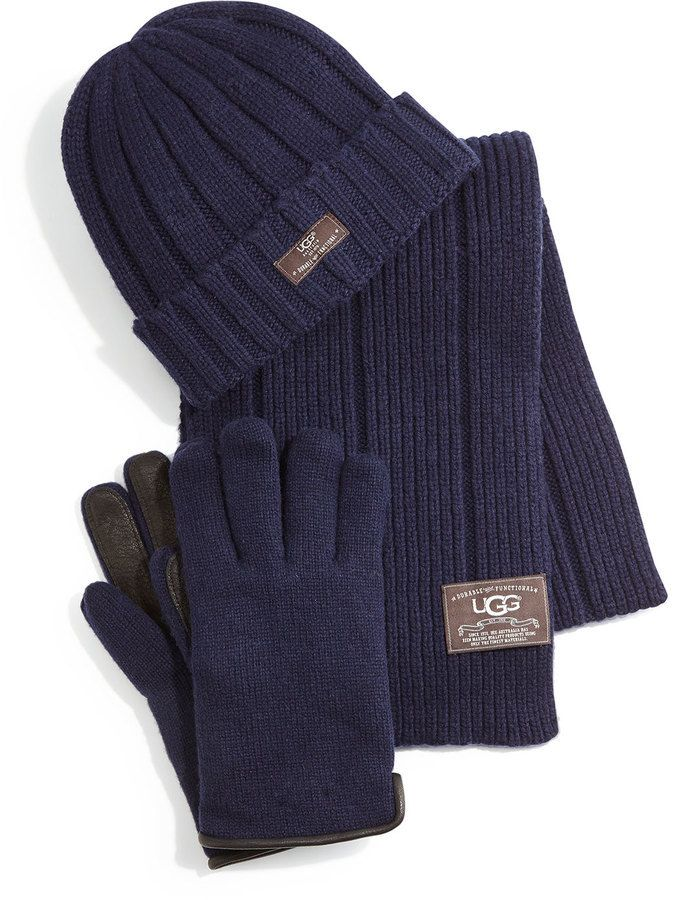 a44d57441065de Pin by Lookastic on Men's Gloves in 2019 | Gloves, Uggs, Hats for men