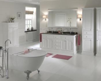 Badkamermeubel Op Pootjes : Modern bad op pootjes badkamermeubel met pootjes msnoel