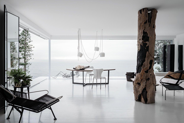 pamela makin s black white interiors best home interior design rh pinterest com