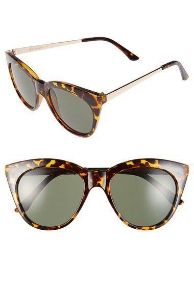 ee7212dfe2 Free shipping and returns on A.J. Morgan  Sheridan  52mm Cat Eye Sunglasses  at Nordstrom.com. Classic cat-eye sunglasses get a modern makeover with ...