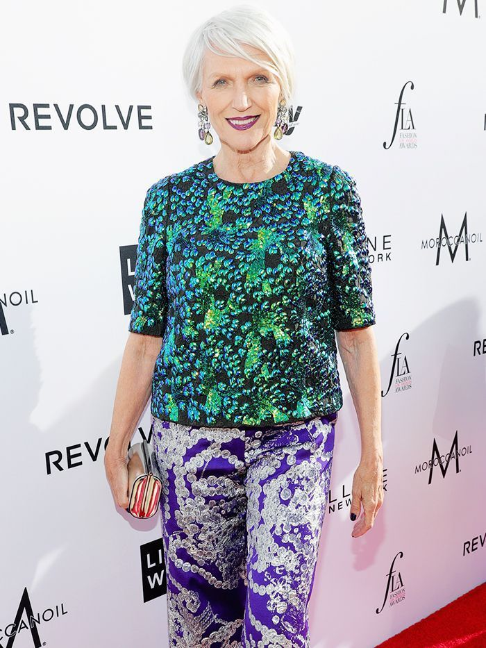 The #1 Piece of Style Advice This 68-Year-Old Model Would Give Her Younger Self