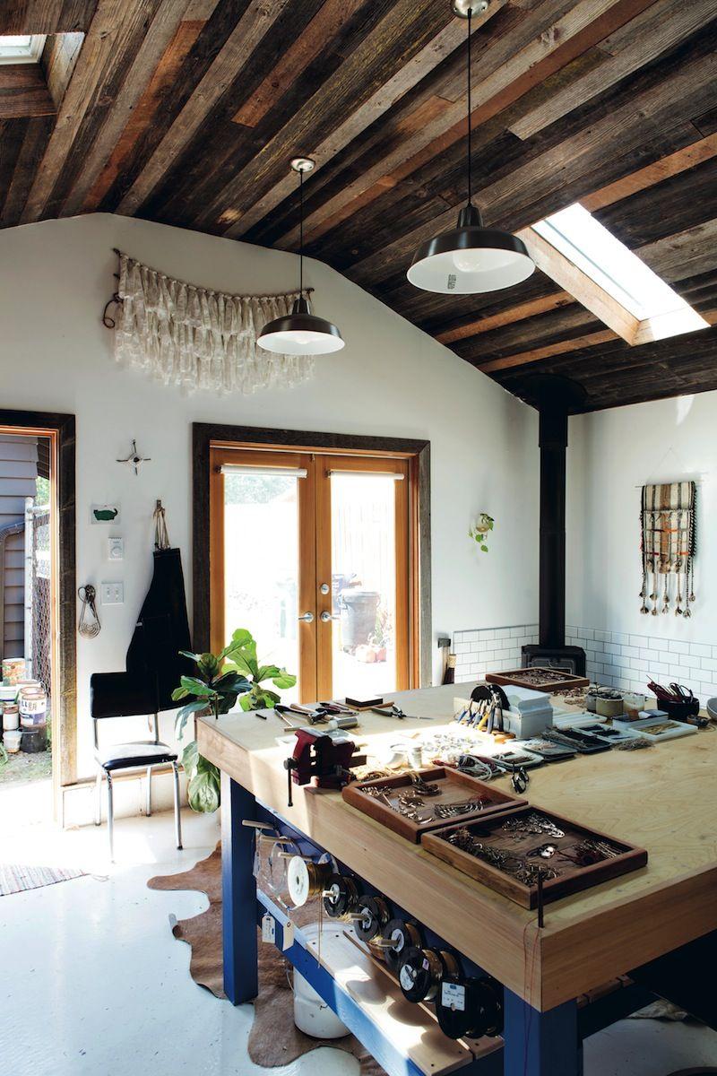 2 Bauanleitungen für Heimwerker: Werktisch und Werkbank selber bauen ...
