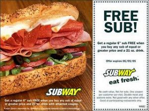 More about Subway