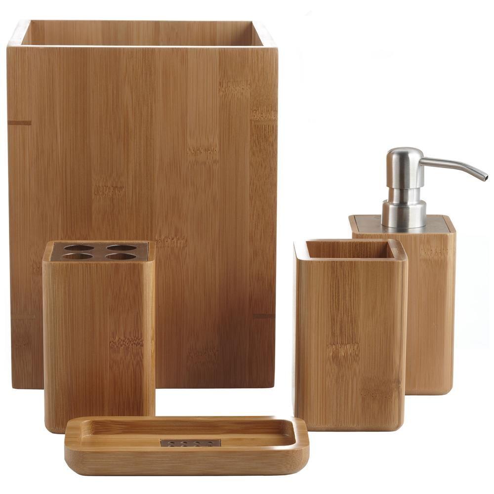 Meuble Salle De Bain Gb Moon ~ poubelle ens d accessoires de salle de bain salle de bain bouclair