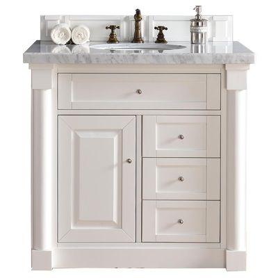 best deal james martin new haven 36 single bathroom vanity in rh pinterest com
